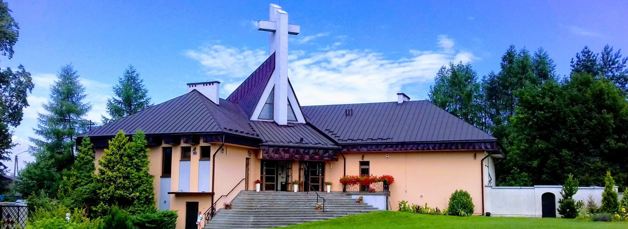 Parafia pw. Miłosierdzia Bożego, archidiecezja krakowska